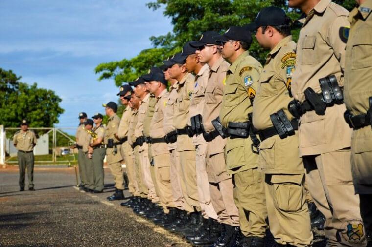 Governador revela data de publicação do edital do concurso da Polícia Militar do Tocantins